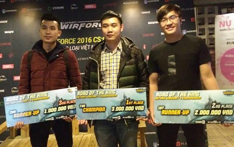 """Gặp gỡ niềm tự hào của Warcraft 3 Việt Nam - Nguyễn Đức """"HellRaiseR"""" Cường"""