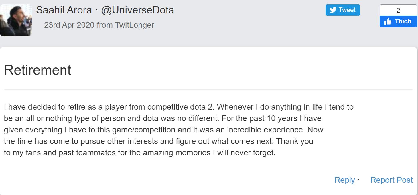"""api cdn.gametv.vn d7bbc0b00b947404ac8988a993b8f558 - Sau 10 năm chinh chiến, đã đến lúc """"Vũ trụ"""" nói lời chia tay với Dota 2 chuyên nghiệp"""