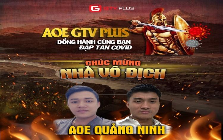 Tân vương 2vs2 random đã có chủ, đón chờ lời thách đấu của cộng đồng AoE bán chuyên