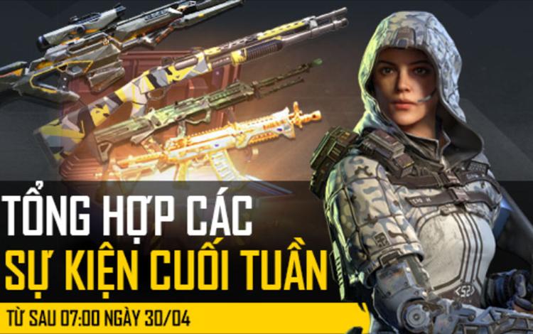 [Siêu hot] Các sự kiện mừng 30/4 của Call of Duty: Mobile VN