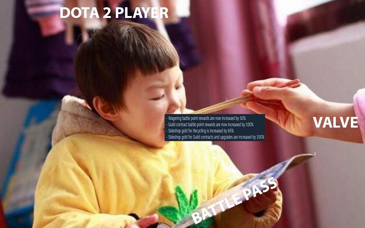 """""""Con dân"""" chê ít, Valve đành chiều lòng nâng cao lượng phần thưởng trong Battle Pass"""