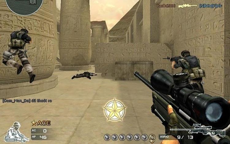 Đột Kích và hành trình cùng làng game FPS Việt