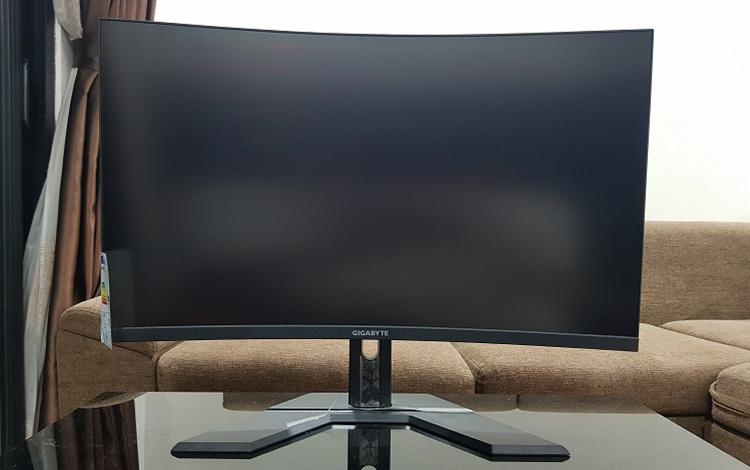 Đánh giá màn hình Gigabyte G32QC: Thiết kế đơn giản và thực dụng nhưng chứa đầy tham vọng
