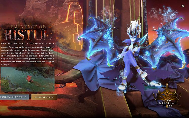 Game thủ Dota 2 than trời khi Arcana QoP quá giống với Vengeful Spirit