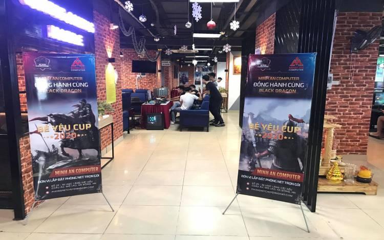 Lễ Bốc Thăm Chia Bảng Giải Đấu AoE Bé Yêu Cup 2020