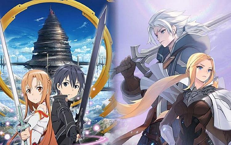 Sự kiện hợp tác giữa AOV và Sword Art Online đã chính thức được diễn ra