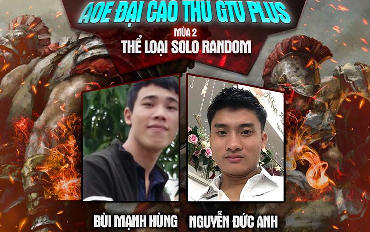 AoE Đại Cao Thủ Mùa 2: Ai sẽ là người lên ngôi vô địch?