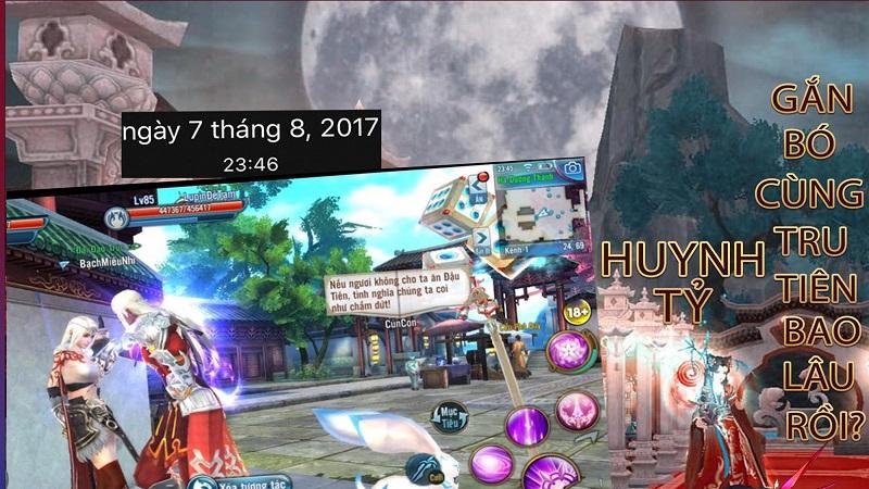 3 năm - 1 chặng đường nhiều kỉ niệm đáng nhớ của game thủ Tru Tiên 3D