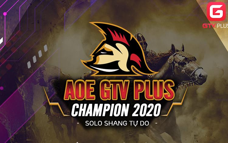 Giải đấu AoE GTV Plus Champion 2020 chính thức khai mở đăng ký