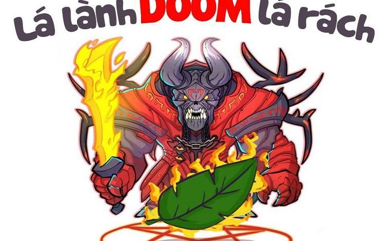 """Thực đơn dinh dưỡng cùng """"nhà phê bình ẩm thực"""" Doom"""