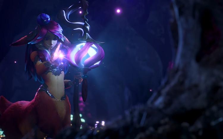 Lillia - vị tướng siêu đẹp thứ 149 trong LMHT chính thức được hé lộ bộ kỹ năng