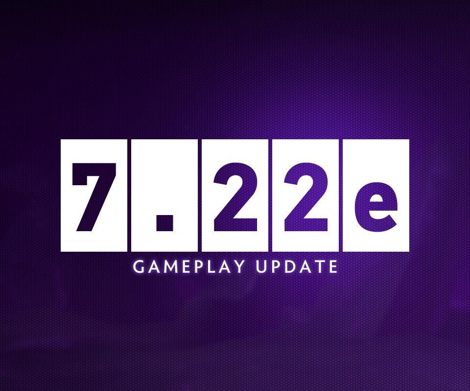 [DOTA 2] 7.22e ra mắt, phiên bản cuối cùng của 7.22 sẽ được sử dụng cho The International 9?