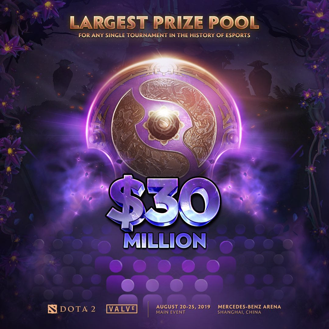 [DOTA 2] Cán mốc 30 triệu đô la Mĩ, lịch sử gọi tên The International 2019, giải đấu eSports lớn nhất mọi thời đại