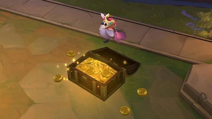 """[LMHT - Đấu trường chân lý] Bí kíp để kiểm soát vàng luôn """"rủng rỉnh"""""""