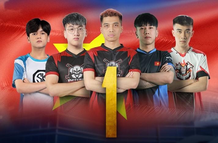 [PUBG] Tổng kết ngày 2 sự kiện PUBG Nations Cup 2019: may mắn không ủng hộ Việt Nam