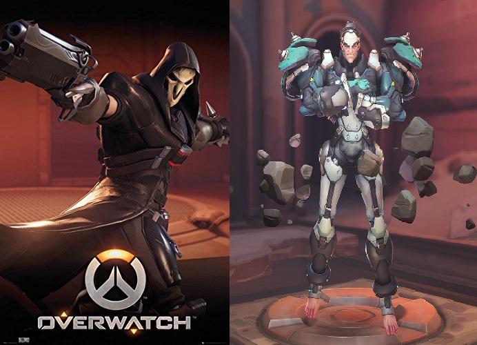 [Overwatch] Top 5 Combo Ultimate phối hợp tốt nhất với Sigma