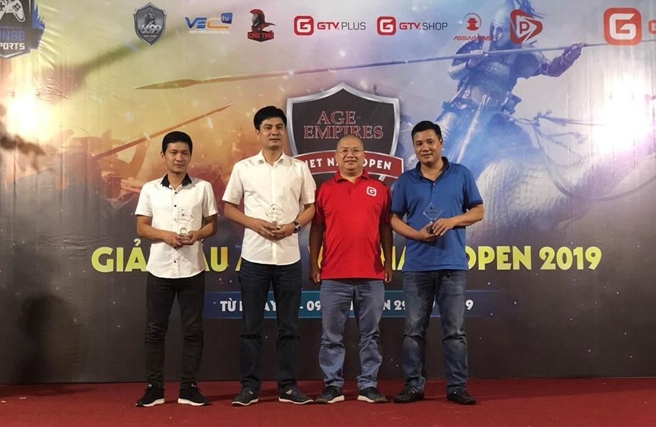 Bốc thăm chia bảng AoE Việt Nam Open 2019: Hấp dẫn 4v4 Random