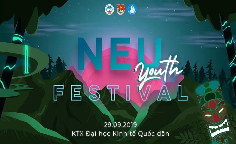 GTV đồng hành cùng ngày hội của sinh viên Việt Nam NEU YOUTH FESTIVAL 2019