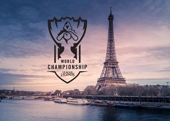 Lịch thi đấu vòng khởi động CKTG 2019 Liên Minh Huyền Thoại