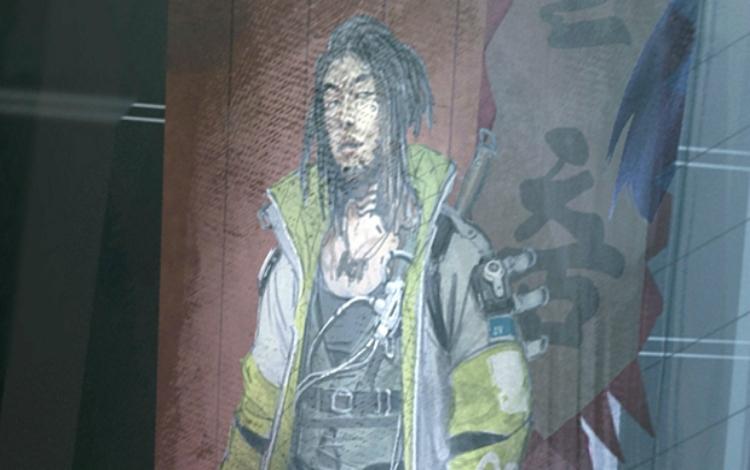 Hình ảnh Crypto trong season 2 của Apex Legends