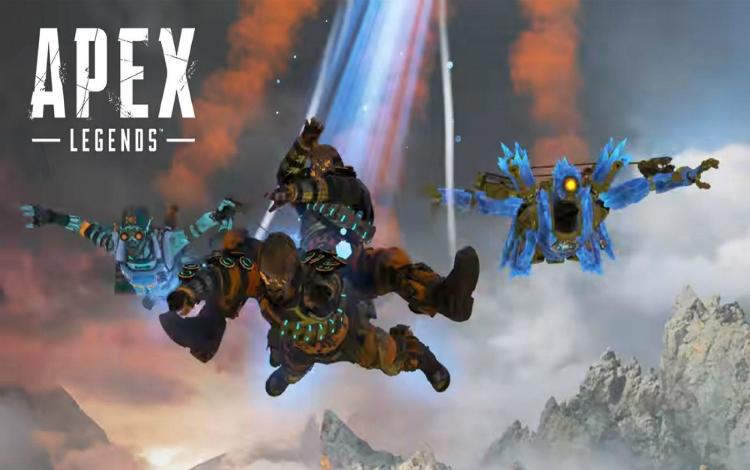 Apex Legends sẽ xuất hiện trên Steam vào mùa xuân 2020