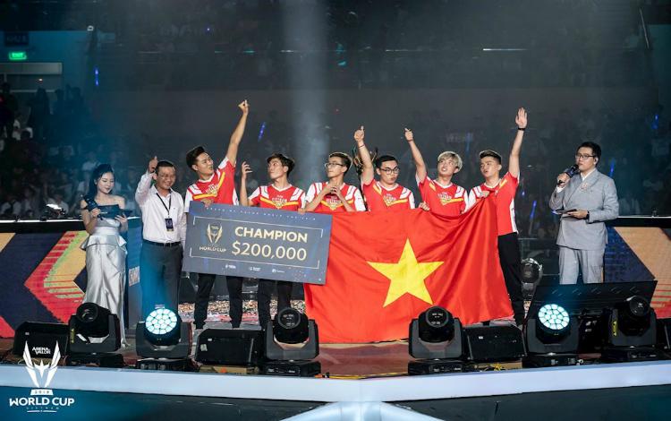 Người Việt Nam mê eSports đứng thứ hai thế giới
