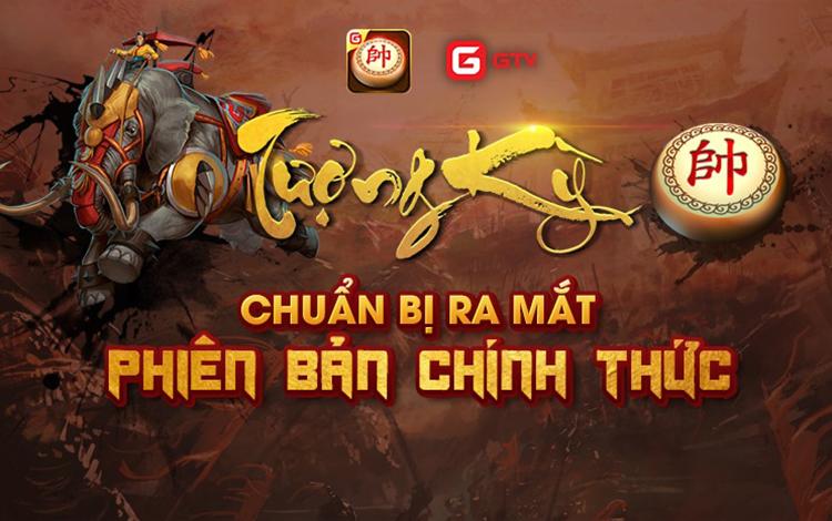 Tượng Kỳ - game cờ tướng do GTV hợp tác cùng Liên đoàn Cờ tướng Việt Nam chính thức sắp được ra mắt