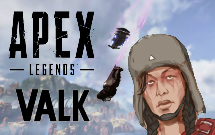 Chi tiết kỹ năng của Valk – Legend bị leak trong Apex Legends