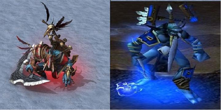 Chiêm ngưỡng bộ cánh mới của những Hero phe Orc trong Reforged 3