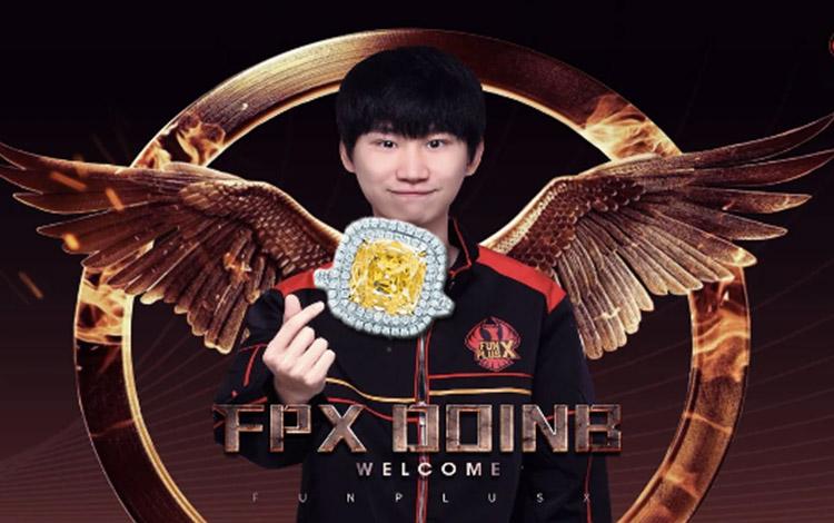 FPX Doinb nhắn gửi tới Invictus Gaming: