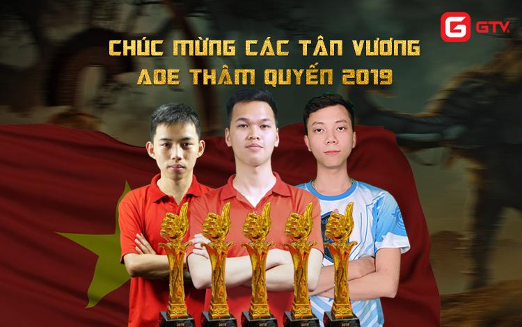 Tổng kết giải đấu AoE Trung Việt Thâm Quyến 2019: Chim Sẻ Đi Nắng và phần còn lại