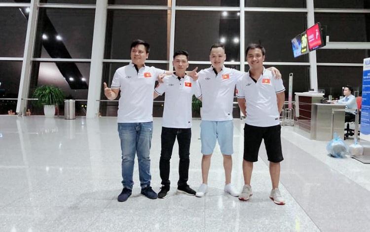 AoE Việt bay đến Thâm Quyến chinh phục Trung Quốc