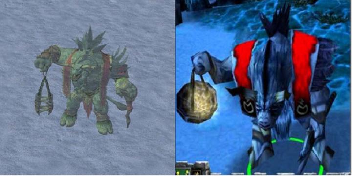 Chiêm ngưỡng bộ cánh mới của những Hero phe Orc trong Reforged 5