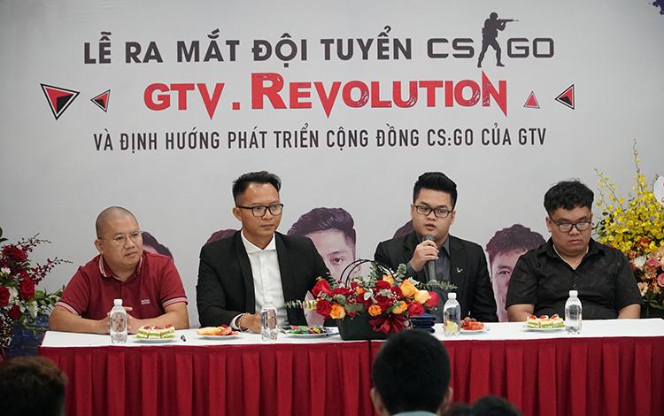 GTV.Revolution ra mắt: Khẳng định hướng đi chuyên nghiệp của GTV