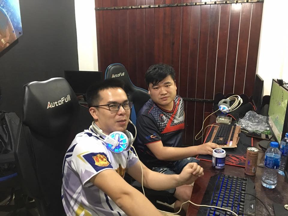 Liệu Sơ Luyến có một lần nữa làm nên lịch sử cùng người đồng đội Tiễn Như Vũ tại giải đấu AoE Việt Nam Open 2019?