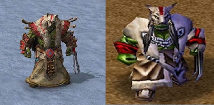 Chiêm ngưỡng bộ cánh mới của những Hero phe Orc trong Reforged 4