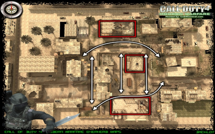 bản đồ cũ