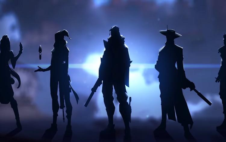 Project - dự án game FPS mới nhất của Riot