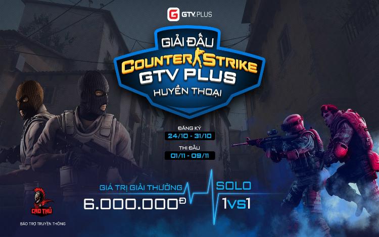 Counter Strike GTV PLUS Huyền thoại