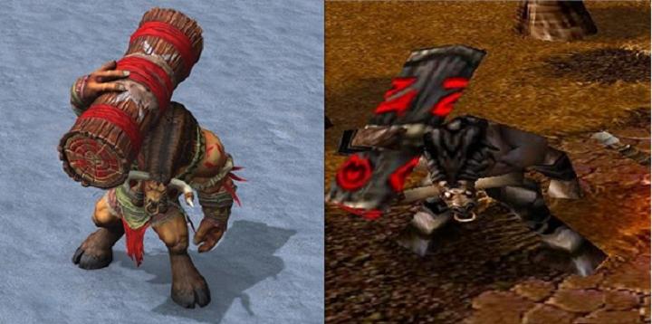 Chiêm ngưỡng bộ cánh mới của những Hero phe Orc trong Reforged 6