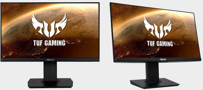 Asus tung các mẫu màn hình TUF Gaming mới với những cải tiến đáng kể