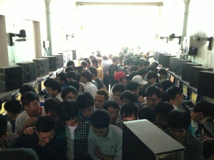 AoE Việt luôn dành được sự quan tâm đặc biệt của người hâm mộ