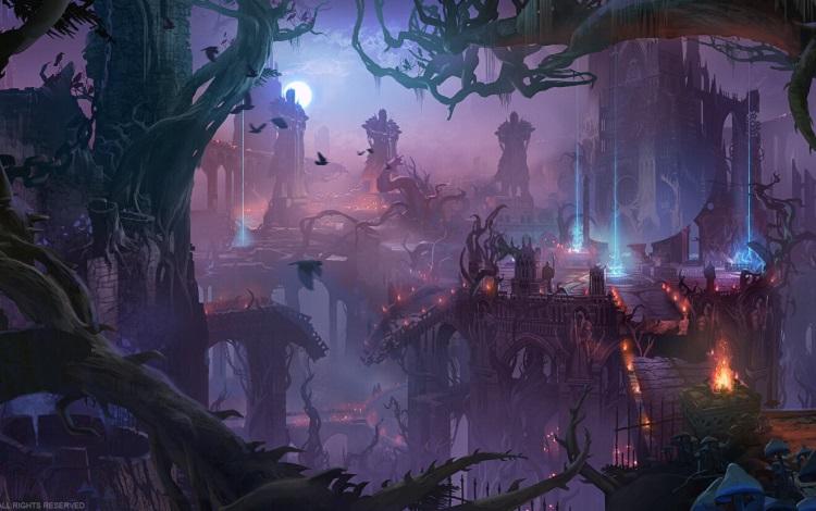Cập nhật LMHT: Quái vật khủng nhất Khu rừng quỷ dị sẽ được vào chế độ Summoner's Rift