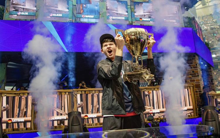 Fortnite Championship Series sẽ không có mức giải thưởng như Fortnite World Cup