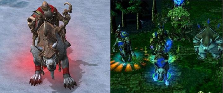 Chiêm ngưỡng bộ cánh mới của những Hero phe Orc trong Reforged 1