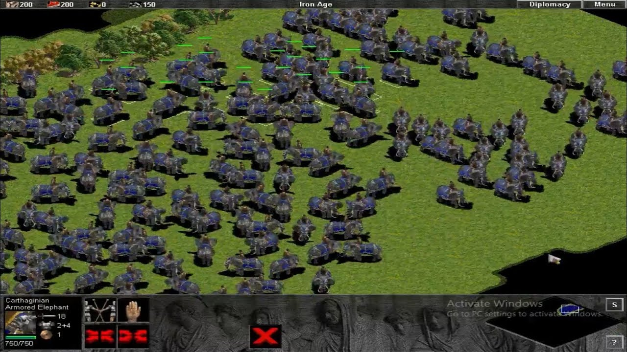 Voi thần Carthaginian, thế lực nào có thể ngăn cản