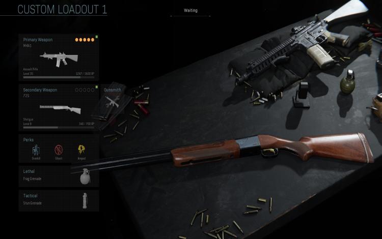 M4 kết hợp với Overkill