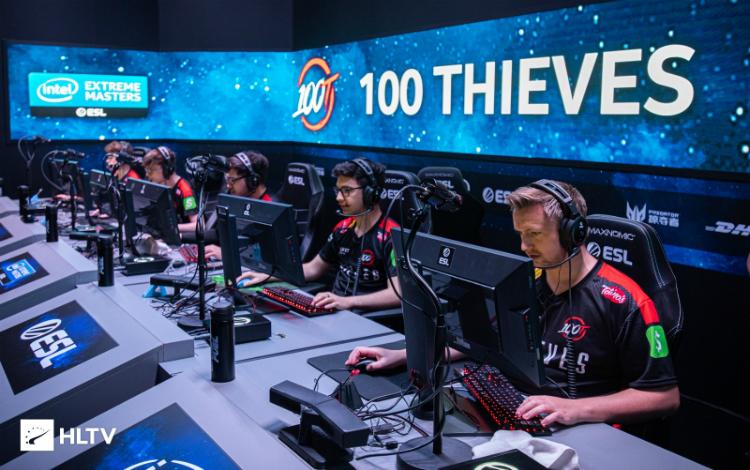 EPL Season 10 Americas: 100 Thieves dễ dàng hạ gục Isurus