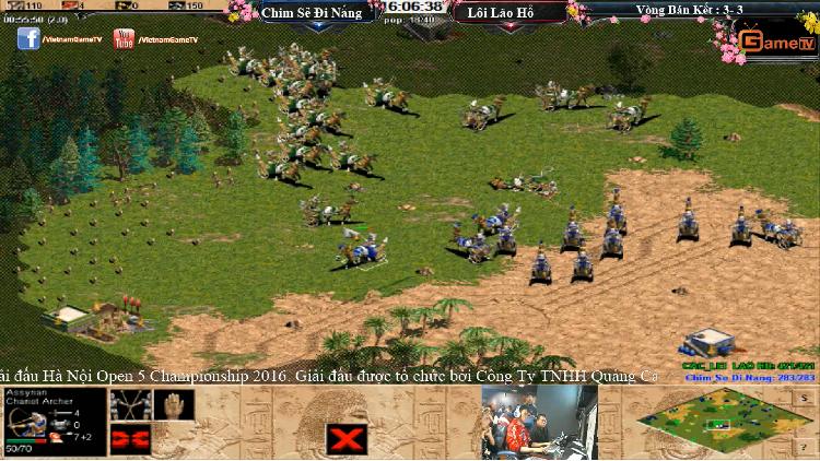 1 trận đấu khiến khán giả thót tim giữa Chim Sẻ Đi Nắng và Lôi Lão Hổ