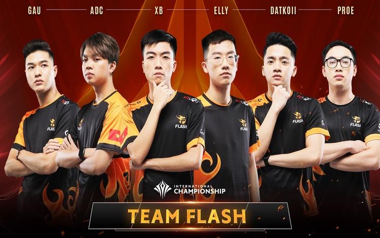 Nóng: Team Flash đứng trước cơ hội vô địch AIC 2019